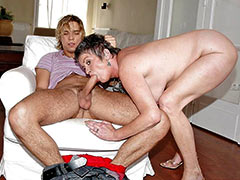 Magnificent old woman gives blowjob 5605 sorry